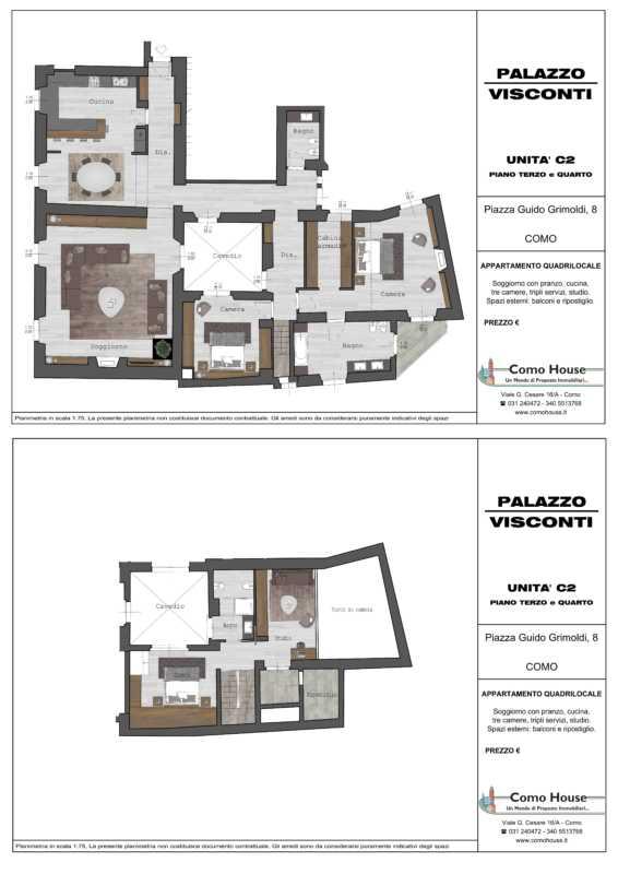 C2 - Quadrilocale € 1.600.000