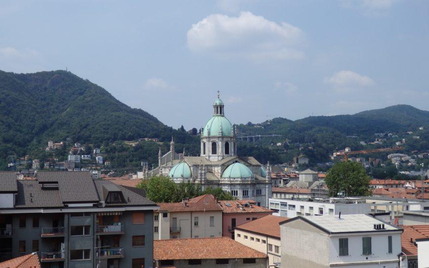 Attico plurilocale vista Duomo